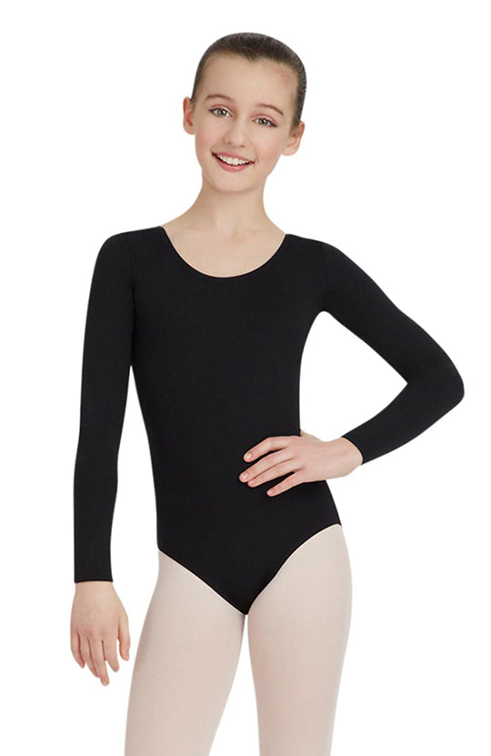 Capezio Long Sleeve Leotard - TB134C Child