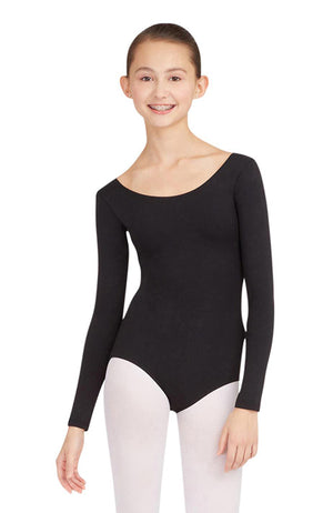 Capezio Long Sleeve Leotard - TB135 Adult