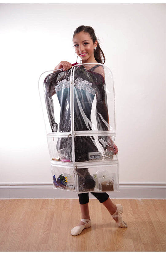 FH2 Clear Garment Bag - CGB001