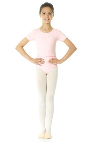 Mondor RAD Matrix Short Sleeve Leotard - 03535 Child