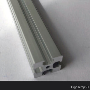 Railcore II 300ZL 3d printer Reinforcement Extrusions from Misumi