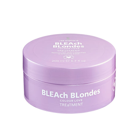 Bleach Blondes Colour Love Tone Saving Treatment