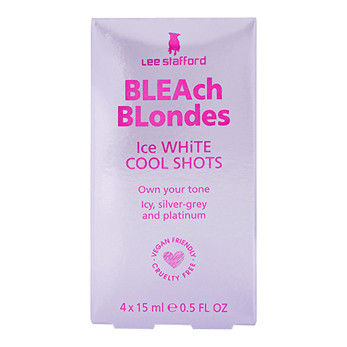 Bleach Blondes Ice White Cool Shots