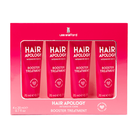 Hair Apology Intensive Care Booster Treatments