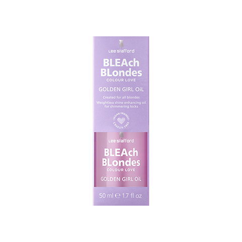 Bleach Blondes Colour Love Golden Girl Oil