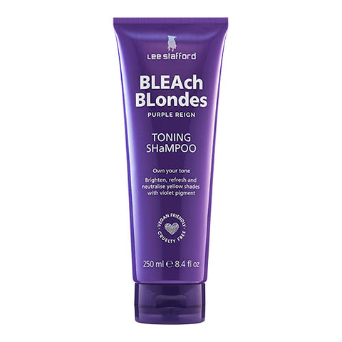 Bleach Blondes Purple Reign Toning Shampoo
