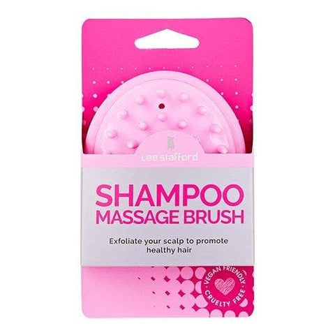 Shampoo Massage Brush - Lee Stafford