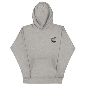 ChillYourMind - Embroidery Grey Hoodie
