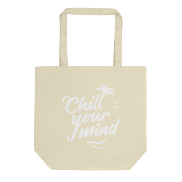 Load image into Gallery viewer, ChillYourMind Eco Tote Bag