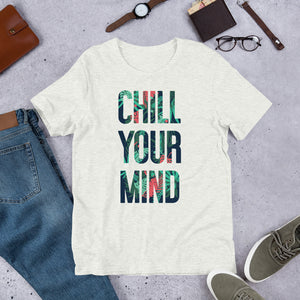 ChillYourMind Tropical T-Shirt (Print)