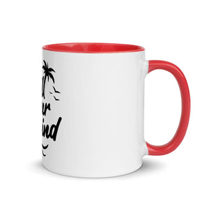 ChillYourMind Mug with Color Inside