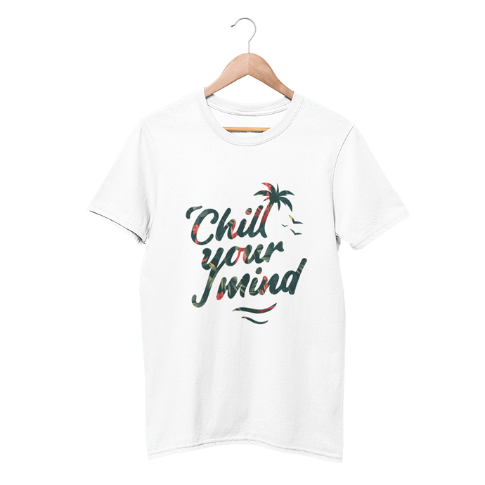 ChillYourMind Colored Logo T-Shirt (Print)