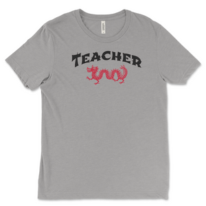 Open image in slideshow, Dragon Teacher Tee