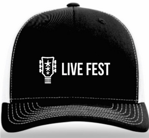 Black Live Fest™ Trucker Hat