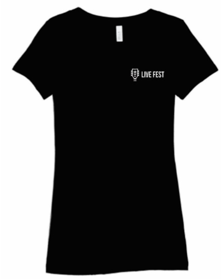 Ladies Live Fest™ T-shirt
