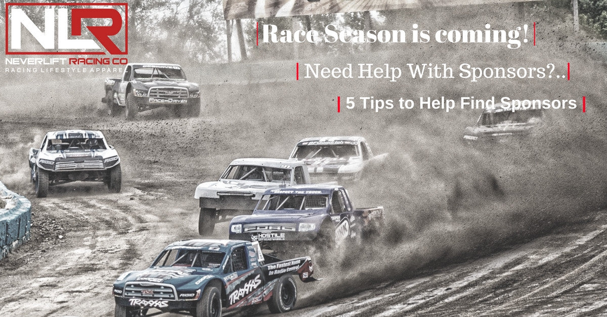 RACING SPONSORSHIPS TIPS