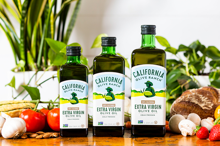 California Olive Ranch Announces Return of Iconic Flagship 100% California Extra Virgin Olive Oil