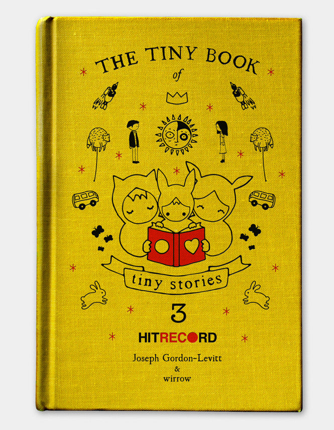 Tiny Book of Tiny Stories: Volume 3
