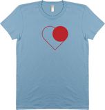I Heart Record (Women's Tee)