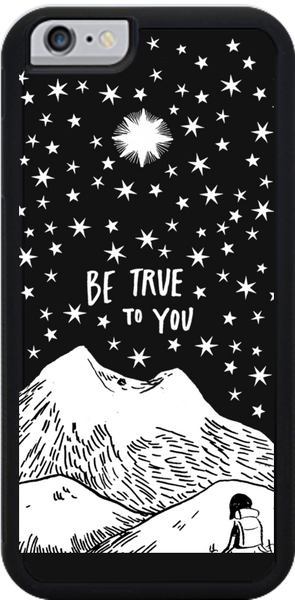 Be True to You iPhone Case