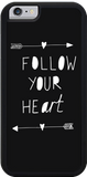 Follow Your Art <3 iPhone Case