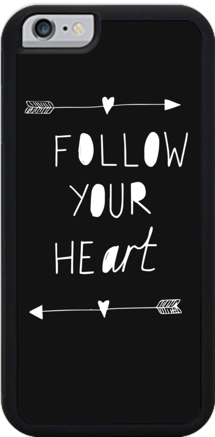 Follow Your Art <3 iPhone 7 and 8 Plus Case - Bla