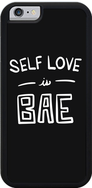 Self Love is Bae iPhone Case