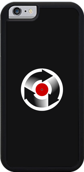 HITRECORD Remix Logo iPhone Case