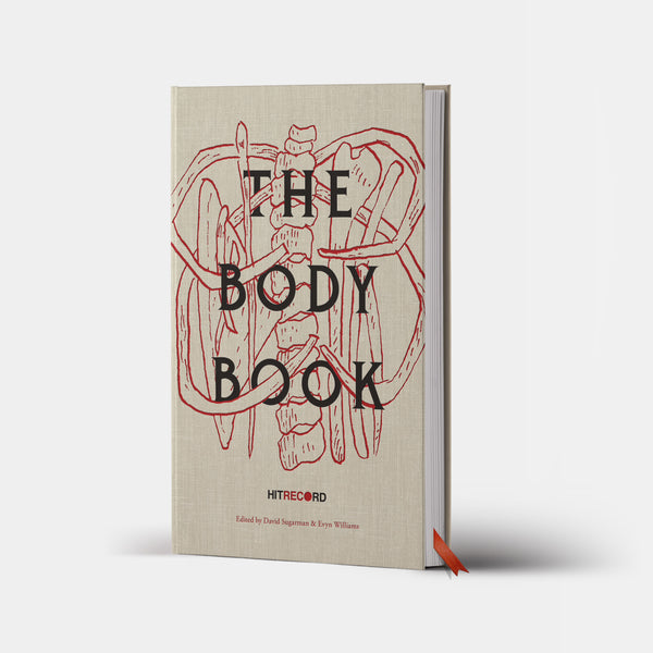 The Body Book by HITRECORD