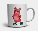 Morning Monster Mug — Bea