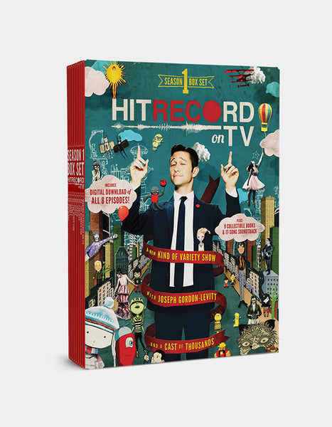 HitRECord On TV Season 1 Box Set
