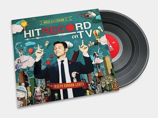 HitRECord On TV - Music From Season 1 Vinyl Record