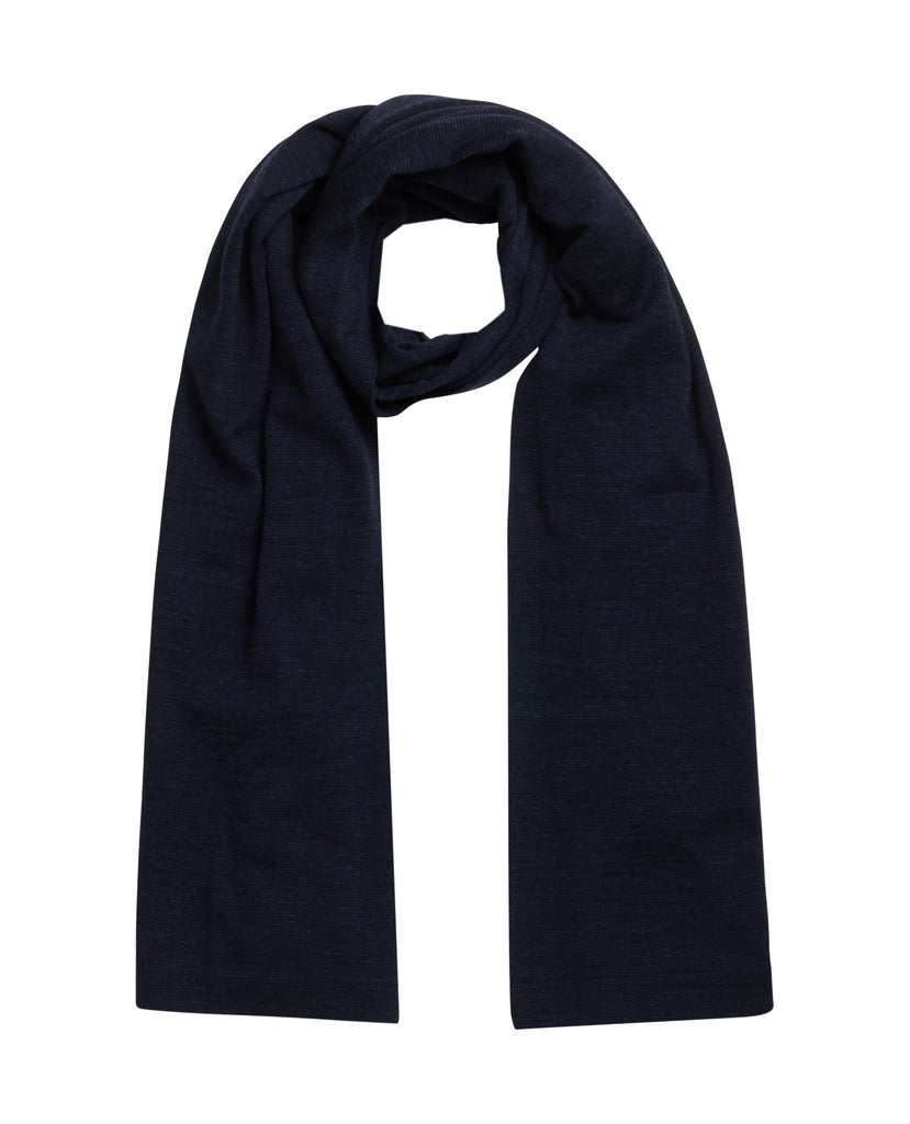 UNDER tubular scarf<br>navy blue / ocean blue [M]