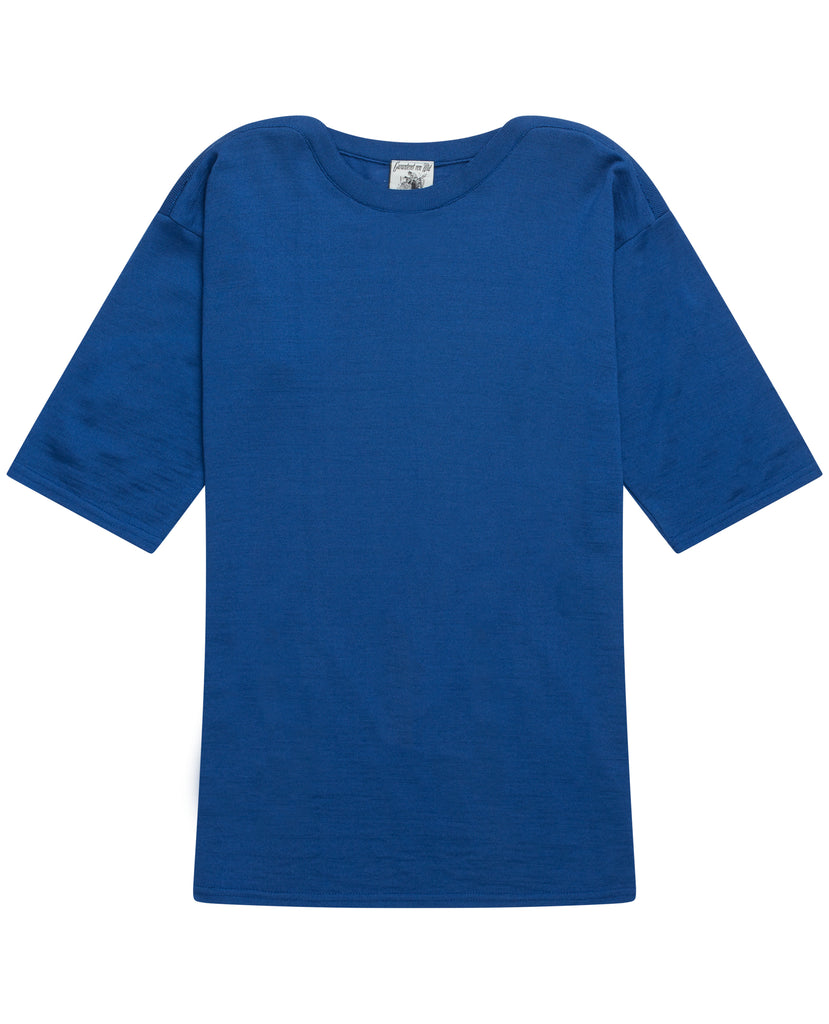 UNDER uld t-shirt<br>clear blue [M]