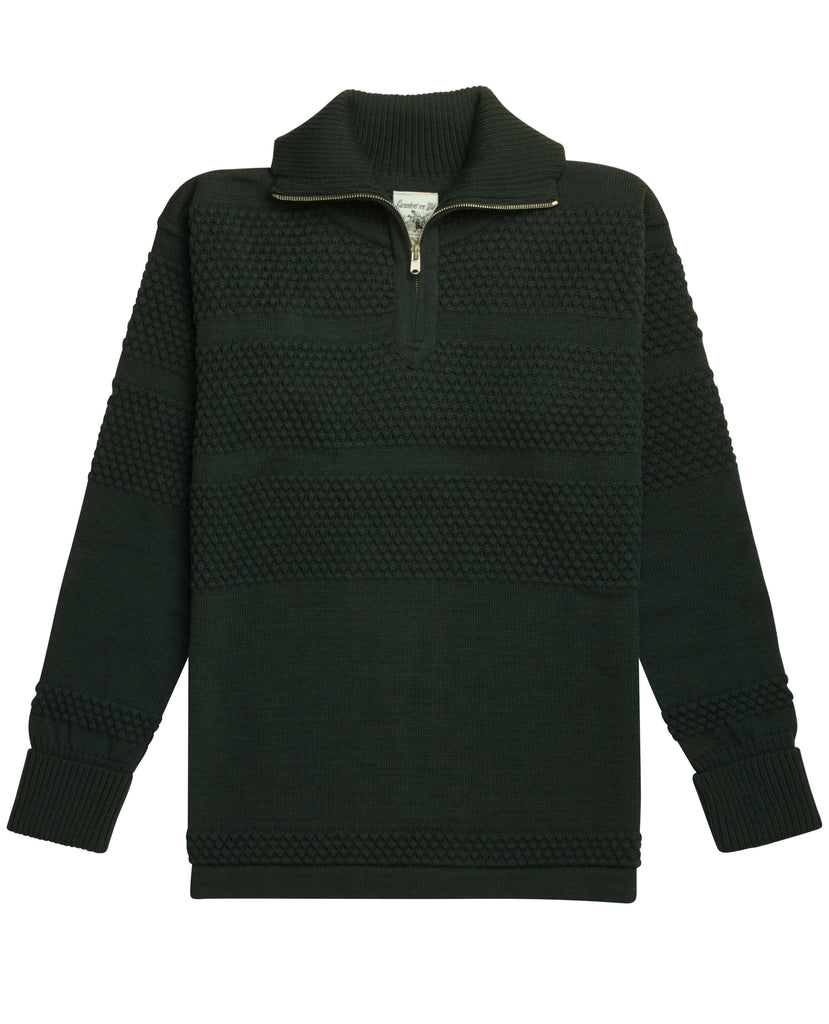 FISHERMAN zip<br>olde green