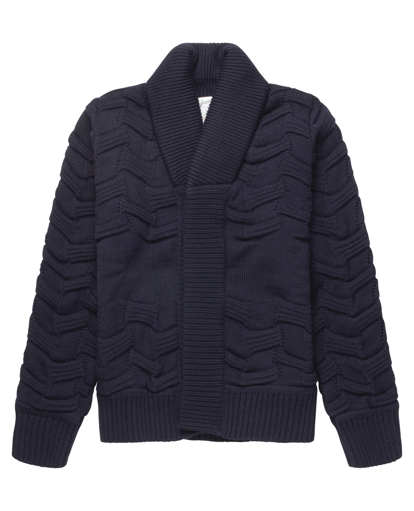 REFERENCE fitted jacket<br>navy blue