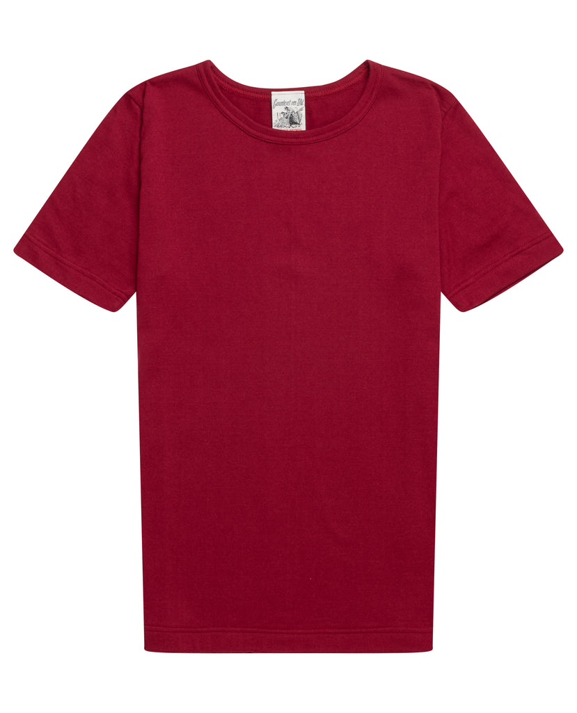 OBSERVER t-shirt<br>high red