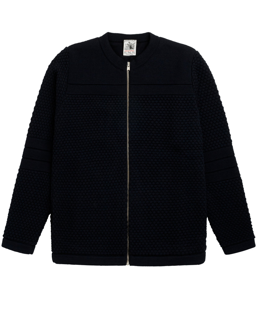 TORSO jacket<br>black lake blend
