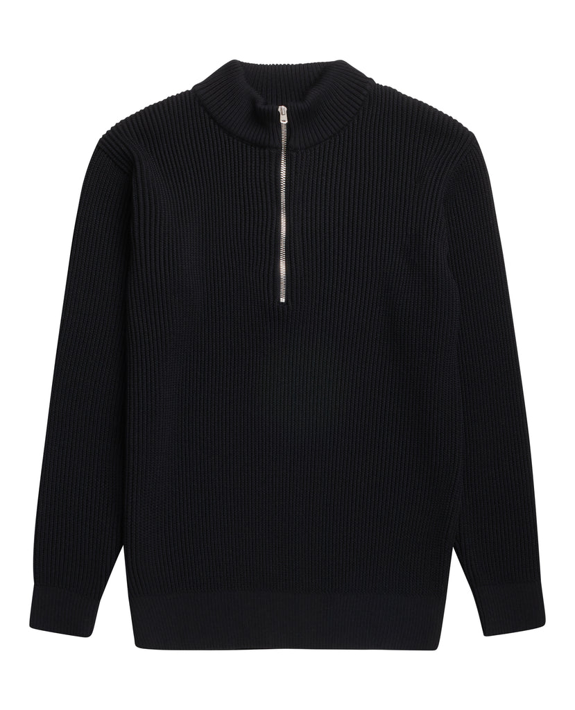 FENDER short zip | kort lynlås<br>black [0] (M)