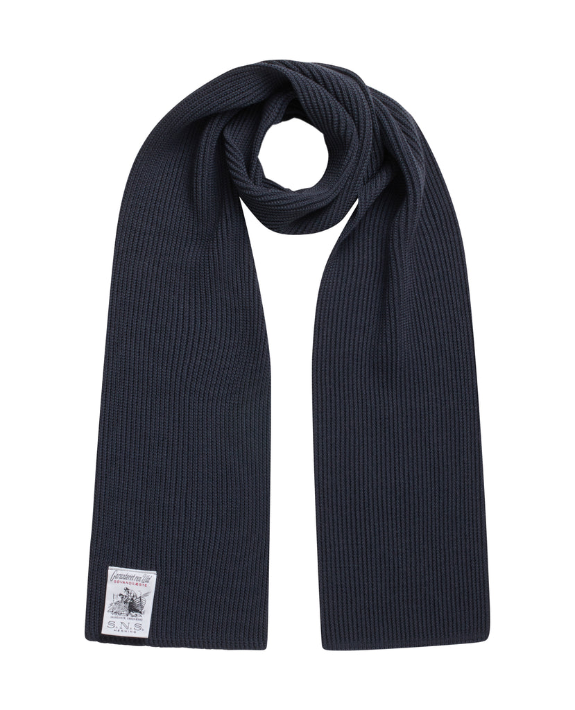SPLIT scarf<br>aviator grey (M)