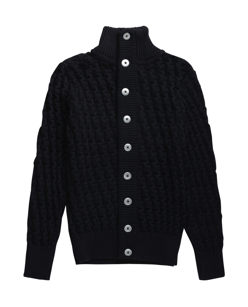 STARK cardigan<br>navy blue