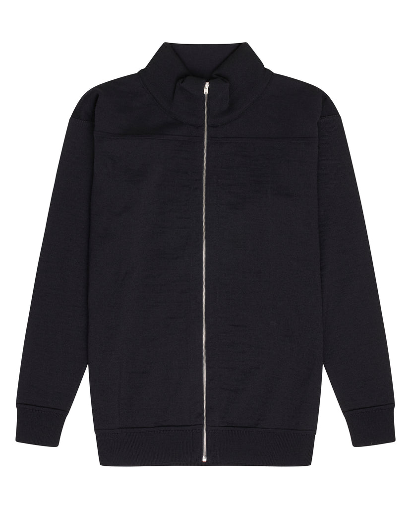 ELEMENT full zip | lang lynlås<br>navy blue