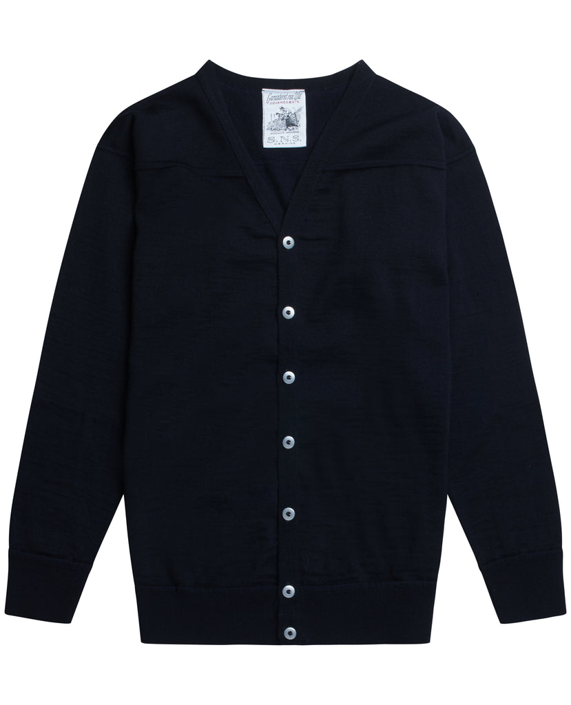 ELEMENT cardigan<br>navy blue [2]