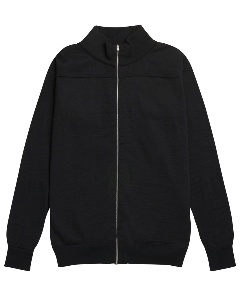ELEMENT full zip | lang lynlås<br>black void [0]