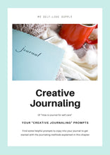Load image into Gallery viewer, How to Start Journaling for Self-Care - A Complete Guide