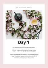 Load image into Gallery viewer, How to build your self-care routine - A complete guide