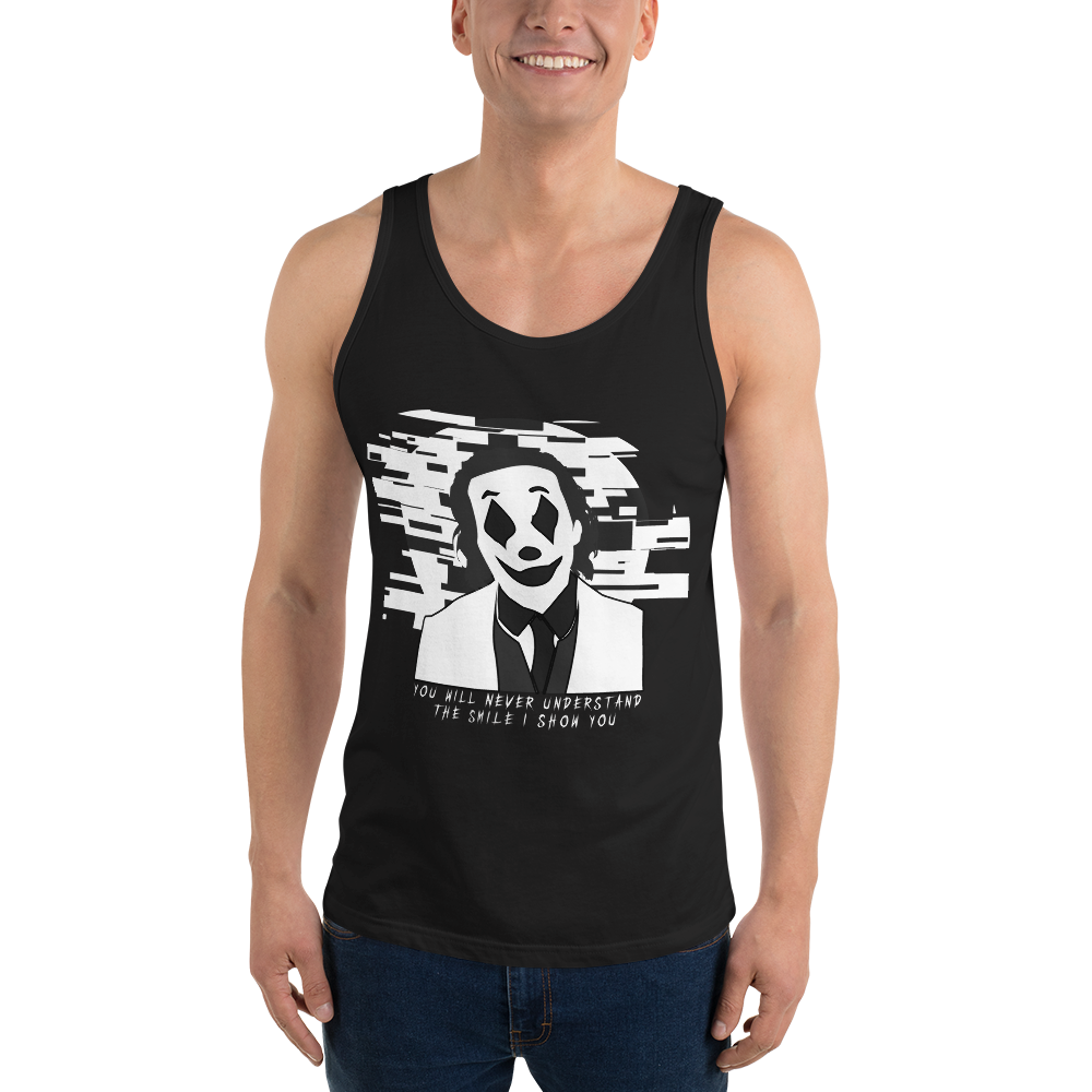 Joker Squad Tank Top