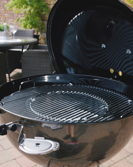 Weber 57cm Master-Touch Bundle