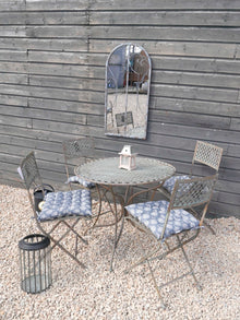 Marlborough 4 Seat Bistro Set
