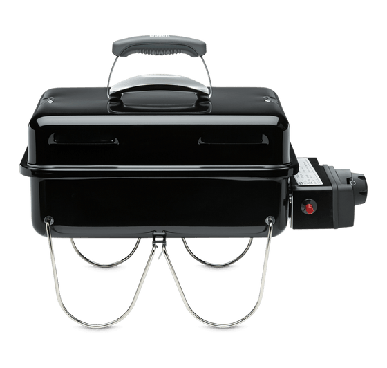 Weber Go Anywhere Gas BBQ - Black